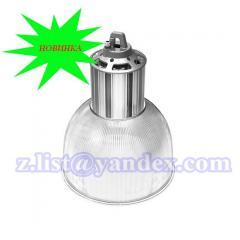 Светильник 60 W, колокол, промышленный, подвесной