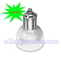 Lamp 200 W, bell ice, industrial, lamp dome
