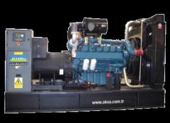Дизельный генератор AD 600