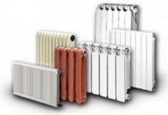 Radiators, heaters
