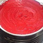 Концентрированная томатная паста BRIX 36-38%
