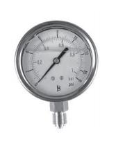 Манометр давления с глицериновым наполнением 63 мм