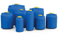 Capacity of cylindrical 1000 l