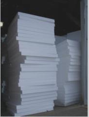 Sheet polyfoam