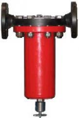Kondensatootvodchik is bimetallic horizontal