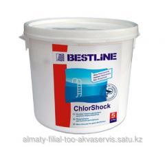 Хлорка для бассейна ChlorShock 1kg BestLine Алматы