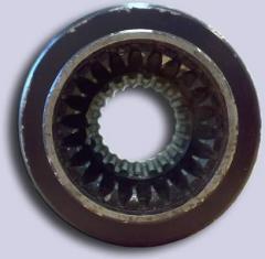 Шкив тормозной механизм поворота КС-3577.28.126-1