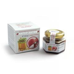 Бальзам медово-растительный серии натур-актив -