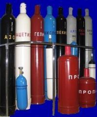 Nitrogen in Kazakhstan