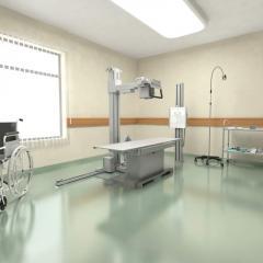 Рентгеновский диагностический комплекс