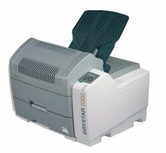 Thermographic printer, x-ray film