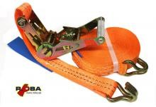 Coupling cargo belts