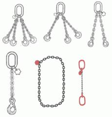 Slings chain ISO 7593-1986(E)