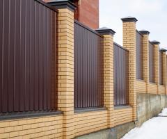 Заборы, декоративные заборчики и переносное