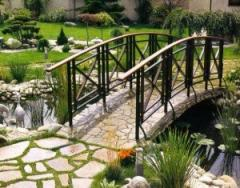 Decorative bridges