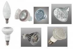 LED lamps (Poland) official guarantee 1 year
