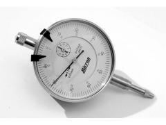 Индикаторы часового типа 0- 5 0.01 б/уш. МИК