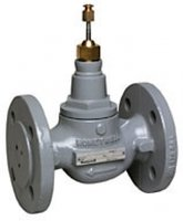 Клапан седельный регулирующий фланцевый DN15 мм В