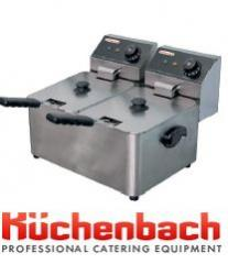 EF-8+8L deep fryer