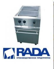 The electric stove of the 2nd konforochny series