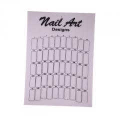 Дисплей для димонстрации образцов дизайна ногтей