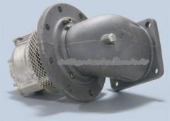 Донный клапан Ф100 Civacon с пневмовключением