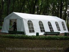 Tent for holding celebrations of