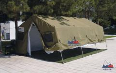 Tent army Pamir 8th winter option