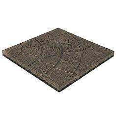 """Safety rubber tile """"Spider line"""""""
