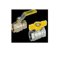 Crane brass two-valve (Ru-16) Du 20