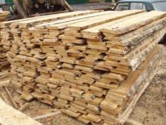 Sawn timber not c