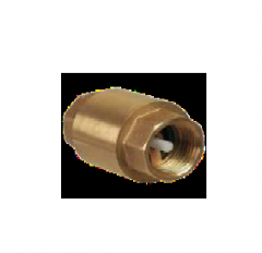Backpressure brass valve muftovy 410 (Ru-16) 15