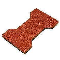 Safety rubber stone blocks