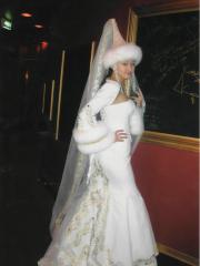 Одежда национальная, Свадебные национальные платья
