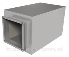 Шумоглушитель для канального вентилятора ГТП 2-5