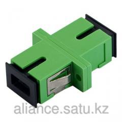 Адаптер SC/APC simplex SM