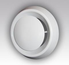 Анемостат air valve. PAV-B 100mm