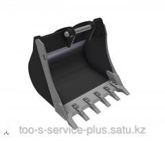 Ковш, ширина 500 мм с зубами для машин 6-10 тонн
