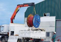 Crane PK 10000 PERFORMANCE manipulator