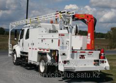 Crane PK 11001 CM HIGH PERFORMANCE manipulator
