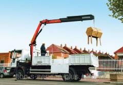 Crane PK 11002 HIGH PERFORMANCE manipulator