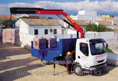 Crane PK 12000 PERFORMANCE manipulator