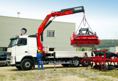 Crane PK 18500 PERFORMANCE manipulator