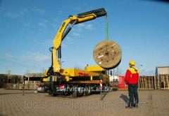 Crane PK 23500 PERFORMANCE manipulator