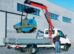 Crane PK manipulator 4200 Perfomance