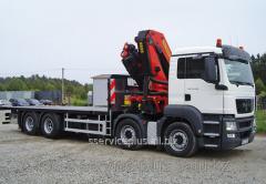 Crane PK 62002-EH HIGH PERFORMANCE manipulator