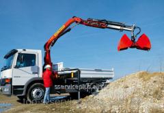 Crane PK 8500 PERFORMANCE manipulator