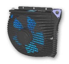 Масляный радиатор/охладитель масла BZEA 50L (24V.)