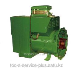 One welding GD-4002 generators on point duty