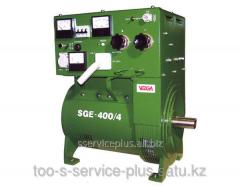 Однопостовые сварочный генератор SGE